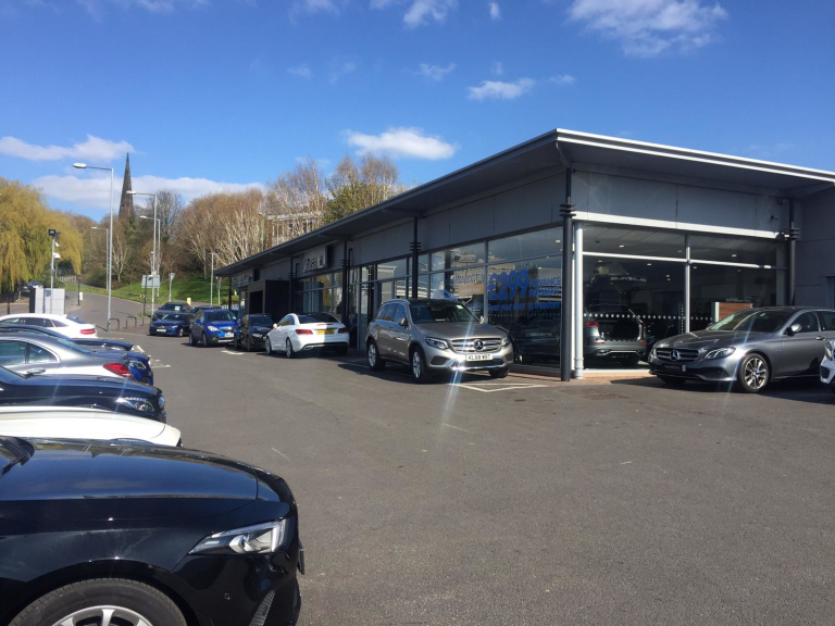 Great deals on at Mercedes-Benz of Walsall for pre-owned cars!