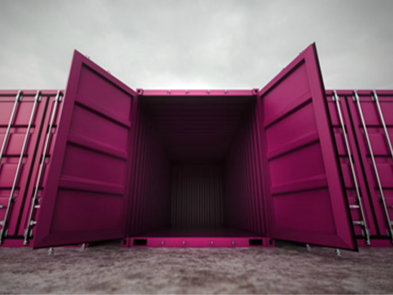 50% OFF Your first 8 weeks at Pink Self Storage