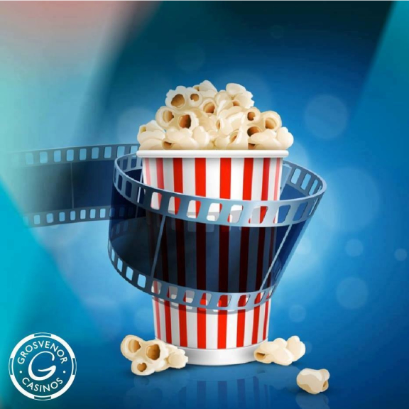 CINEMA MEAL DEAL at Grosvenor Casino Walsall - JUST £13.95!