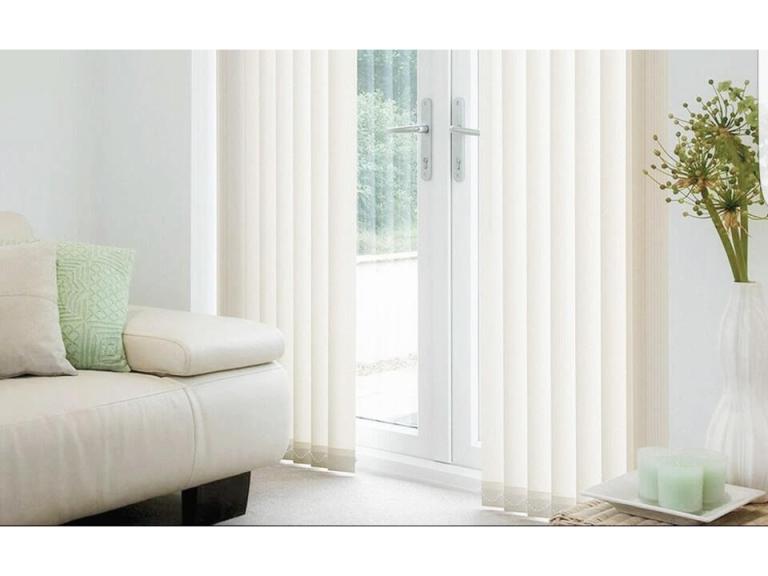3 FOR 2 ON SELECTED VERTICAL BLINDS
