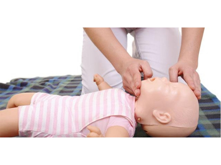 Emergency First Aid Training - Babies & Young Children £15 Introductory Offer