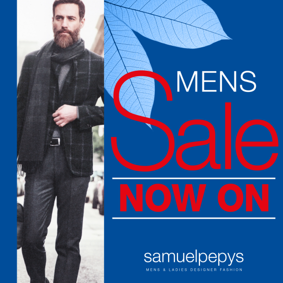 SAMUEL PEPYS MENS SALE