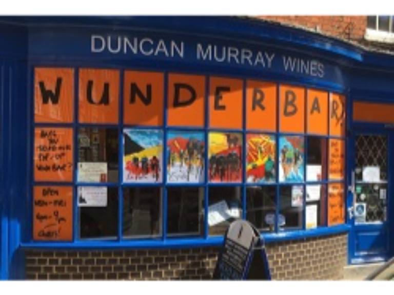 Get 10% Off Your Bar Bill On WEDNESDAYS at Duncan Murray Wine's Wunderbar!
