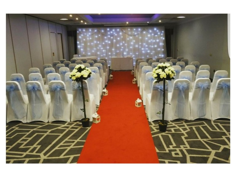 Dream Wedding for under £3,000 with 20% off if booking in 2018