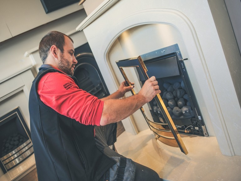 FREE FITTING When Suite is Purchased with a Fire