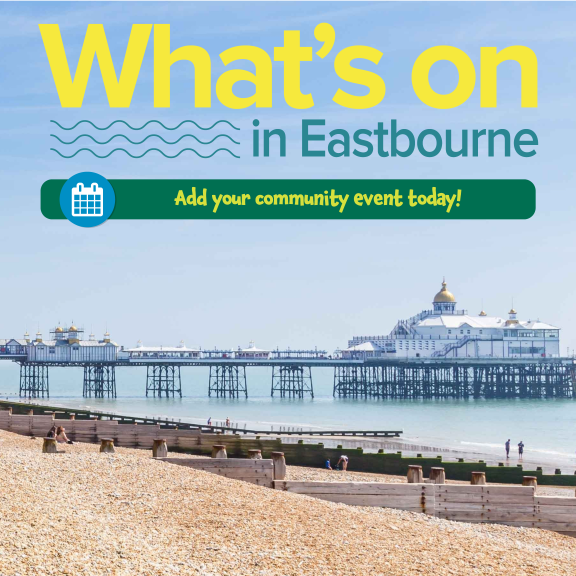 Free Community Event Promotion in Eastbourne!