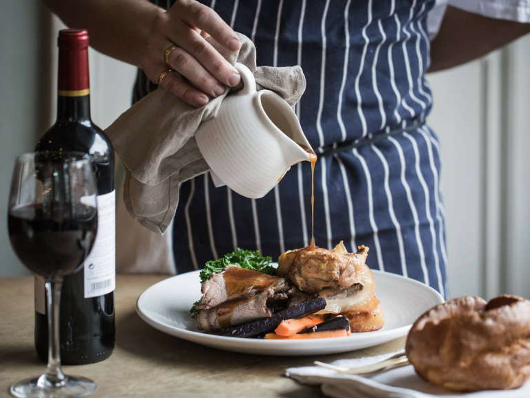 SUNDAY ROAST at the City Gate  12.00PM - 8.00PM