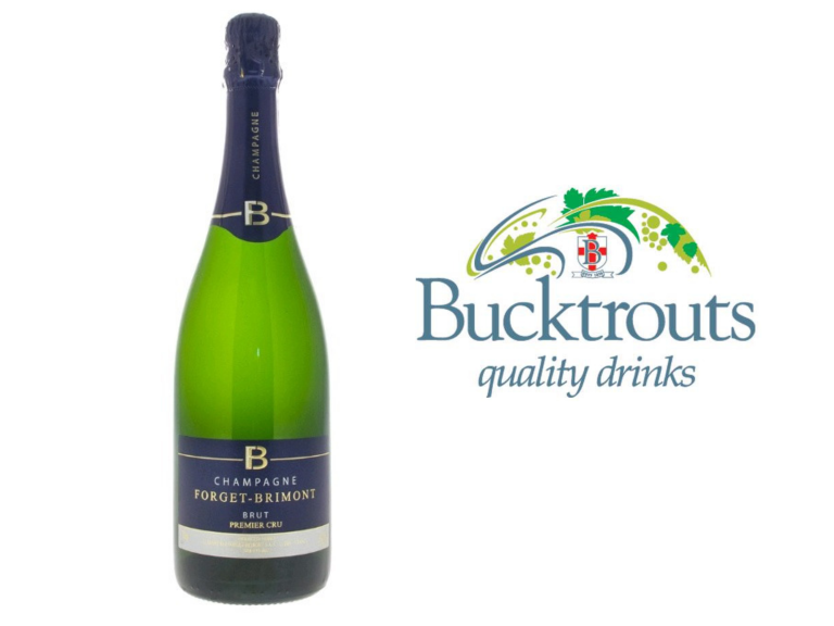 FORGET-BRIMONT 1ER CRU BRUT £20.95 PER BOTTLE AT BUCKTROUTS