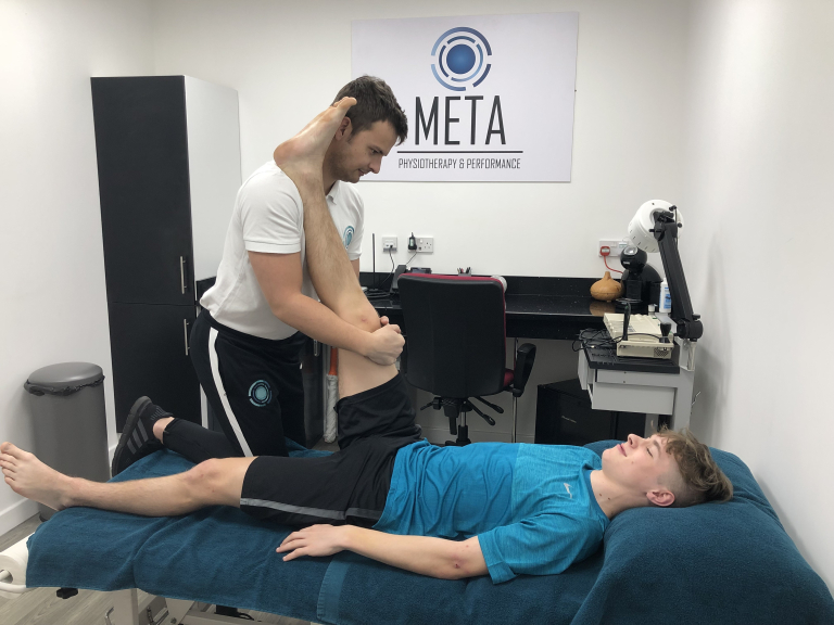 Initial Consultation, Assessment and Treatment - just £55 at META Physiotherapy and Performance
