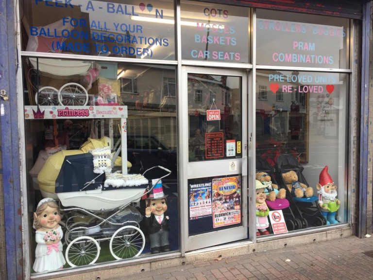 SAVE on pre-loved prams, carseats and baby equipment at Peek-A-Boo Pram Shop