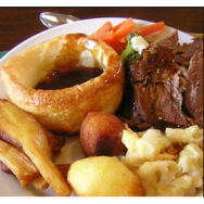 Sunday Carvery with a fresh veg twist!