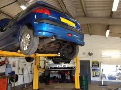 MOT for only £39 (no VAT)