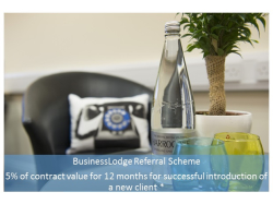 Receive up to £5K with the Bury BusinessLodge referral scheme.