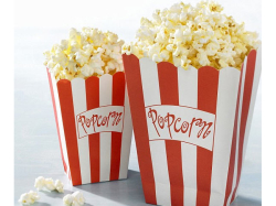 Have our Candy Floss & Popcorn together and get 20% off.