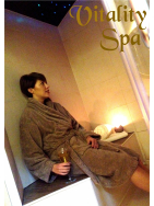 Half Price Spa in August!