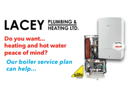 BOILER COVER PLAN FROM £15 PER MONTH