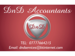 Save 20% on your current accountancy fees for 2 years
