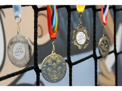 Medals complete with Ribbon & Centre just £1 each