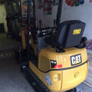 1 Tonne micro digger available to hire from A1 Tool Hire!