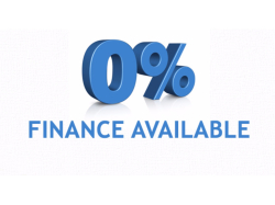 0% Finance Available!