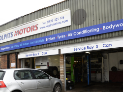 MOT £39.99 (no pass, no fee)