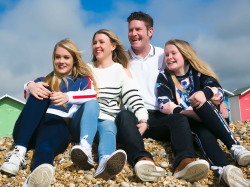 Summer Family Photo shoot on location for £75