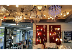 20% OFF decorative lighting in store at Strike Electrical/Icon Lighting throughout May
