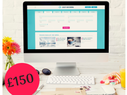 3 Page Website £150
