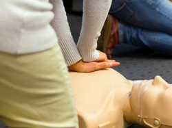 £10 off Emergency First Aid at Work Course 11th July