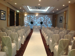Special Wedding venue Watch the most romantic day of your life come alive at the Crowne Plaza Solihull, the perfect Solihull wedding venue.