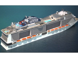 MSC New Ship Cruises. MSC BALLISSIMA Western Mediterranean 7 Nights