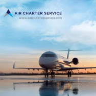 Private Jet Experience with Air Charter Service