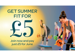 Get Summer fit for £5