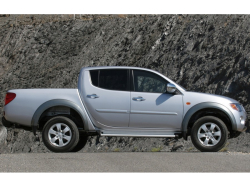 Mitsubishi L200 Twin Cab just £259 PCM