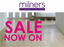 SUMMER SALE at Milners in Ashtead