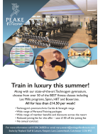 Train in luxury this Summer at Peake Fitness