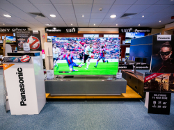 PANASONIC TV, 4K BLU-RAY PLAYER & SOUNDBAR DEAL AT GUERNSEY ELECTRICITY