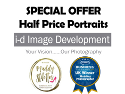 Half Price Portrait Offer... i-d Image Development St Neots