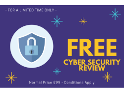 FREE cyber security review
