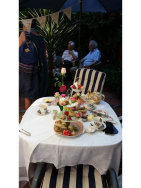 Summer Holiday Afternoon Tea Special at Florabelle's