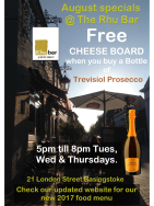 FREE Cheeses Board