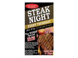 Steak Nights @ Langostino's