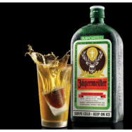 Jagerbombs 5 for £10. At The Stitching Pony.