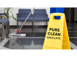 FREE* INITIAL DEEP CLEAN WITH PURE CLEAN RADCLIFFE