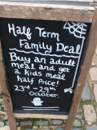 Half Price Kids Meals at ChoLily's Coffee Shop