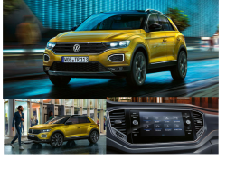 The New T-Roc SE 1.0 TSI 115PS for Business ONLY £219 Per month!