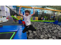 Visit Jump In for just £5.50 Off Peak