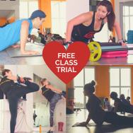 First Class Free @The Circle Studios