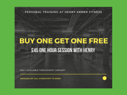 Personal Training at Henry Armer Fitness