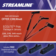 Ecolite Pole Package for only £399.90!